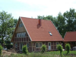 Bild: Beispiel 02  Bauart: Holzhaus, Blockhaus