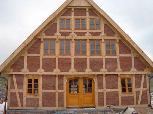 Bild: Beispiel 04  Bauart: Holzhaus, Blockhaus
