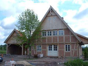 Bild: Beispiel 08  Bauart: Holzhaus, Blockhaus