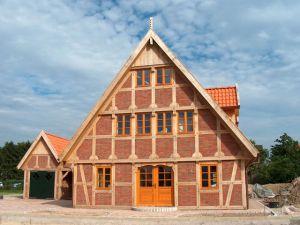Bild: Beispiel 12  Bauart: Holzhaus, Blockhaus