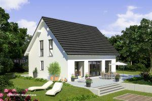 Bild: Noblesse 126  Bauart: Massivhaus, Porenbetonsteine
