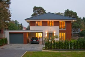 Bild: Kundenhaus Fassbender  Bauart: Holzhaus, Blockhaus