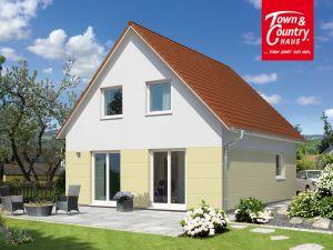 Bild: Das Raumwunder 100 Bauweise: Bau vor Ort, traditioneller Hausbau Bauart: Massivhaus, Ziegelsteine