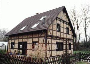 Bild: Referenz 01  Bauart: Holzhaus, Blockhaus