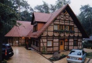 Bild: Referenz 03  Bauart: Holzhaus, Blockhaus