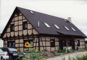 Bild: Referenz 07 Bauweise:  Bauart: Holzhaus, Blockhaus