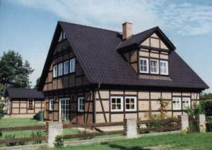 Bild: Referenz 08  Bauart: Holzhaus, Blockhaus
