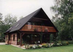 Bild: Referenz 10  Bauart: Holzhaus, Blockhaus