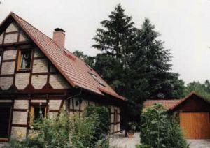 Bild: Referenz 15  Bauart: Holzhaus, Blockhaus