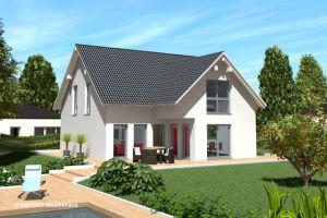 Bild: Select 168  Bauart: Massivhaus, Porenbetonsteine