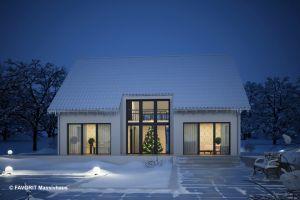 Bild: Select 173  Bauart: Massivhaus, Porenbetonsteine