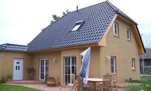 Bild: Freda Bauweise: Bau vor Ort, traditioneller Hausbau Bauart: Massivhaus, Ziegelsteine