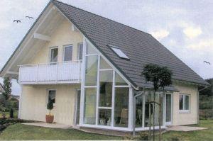 Bild: Magda Bauweise: Bau vor Ort, traditioneller Hausbau Bauart: Massivhaus, Ziegelsteine