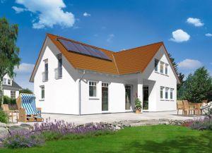 Bild: Das Domizil 192 Bauweise: Bau vor Ort, traditioneller Hausbau Bauart: Massivhaus, Ziegelsteine