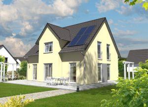 Bild: Das Lichthaus 152 Bauweise: Bau vor Ort, traditioneller Hausbau Bauart: Massivhaus, Ziegelsteine