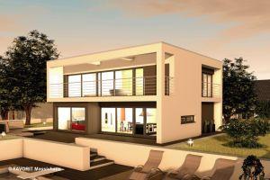 Bild: Twentyfive 150  Bauart: Massivhaus, Porenbetonsteine