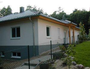 Bild: Wilhelmshorst Bauweise: Bau vor Ort, traditioneller Hausbau Bauart: Massivhaus, Ziegelsteine