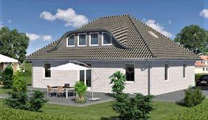 Bild: Wismar Bauweise: Bau vor Ort, traditioneller Hausbau Bauart: Massivhaus, Ziegelsteine